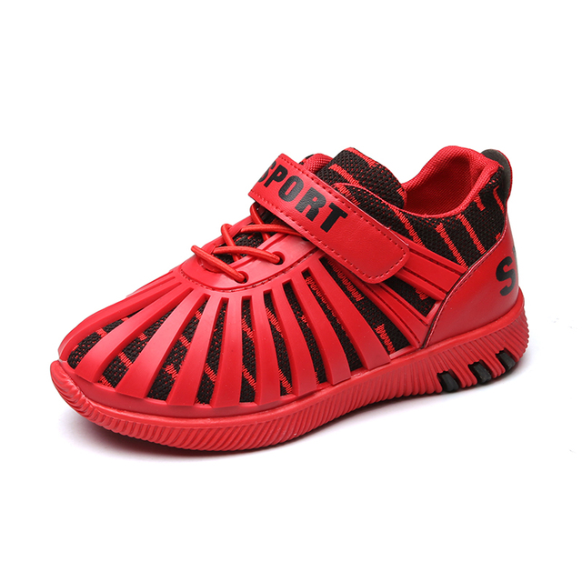 Kid Shoes Boys Running Shoes Breathable Children Sports Shoes Comfortable Girls Sneakers B2783