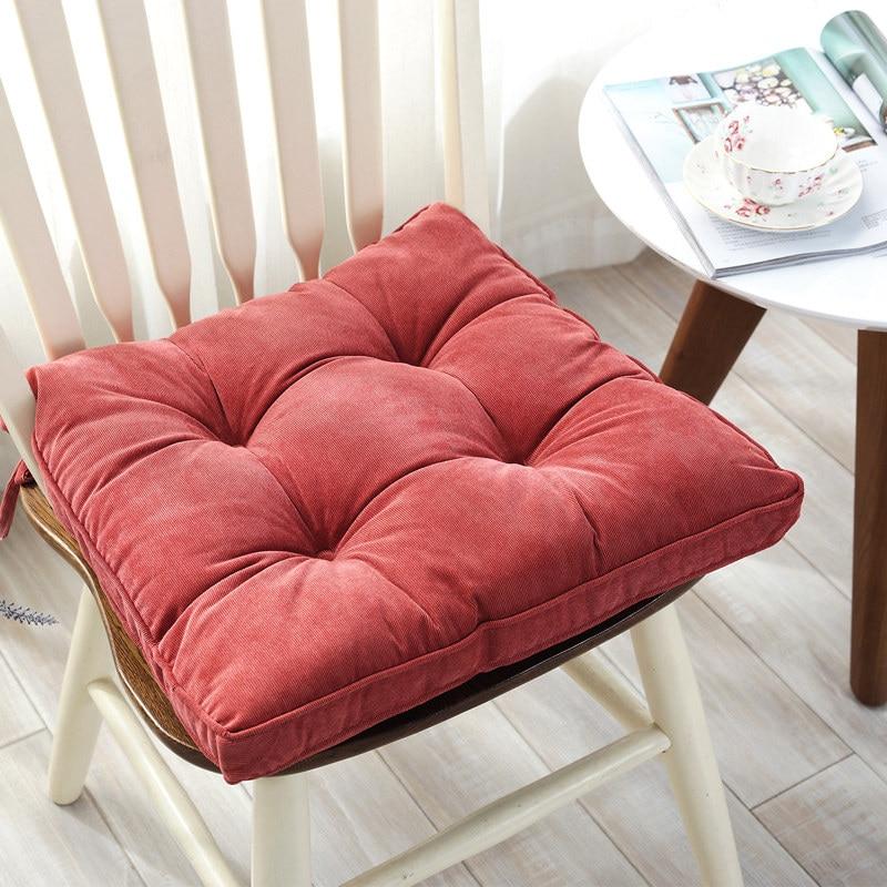 Square Thick Chair Seat Cushion Big Size Office Chair Sitting Cushion Mattress Multiuse Floor Seat Cushion Sitting Mattress Pad