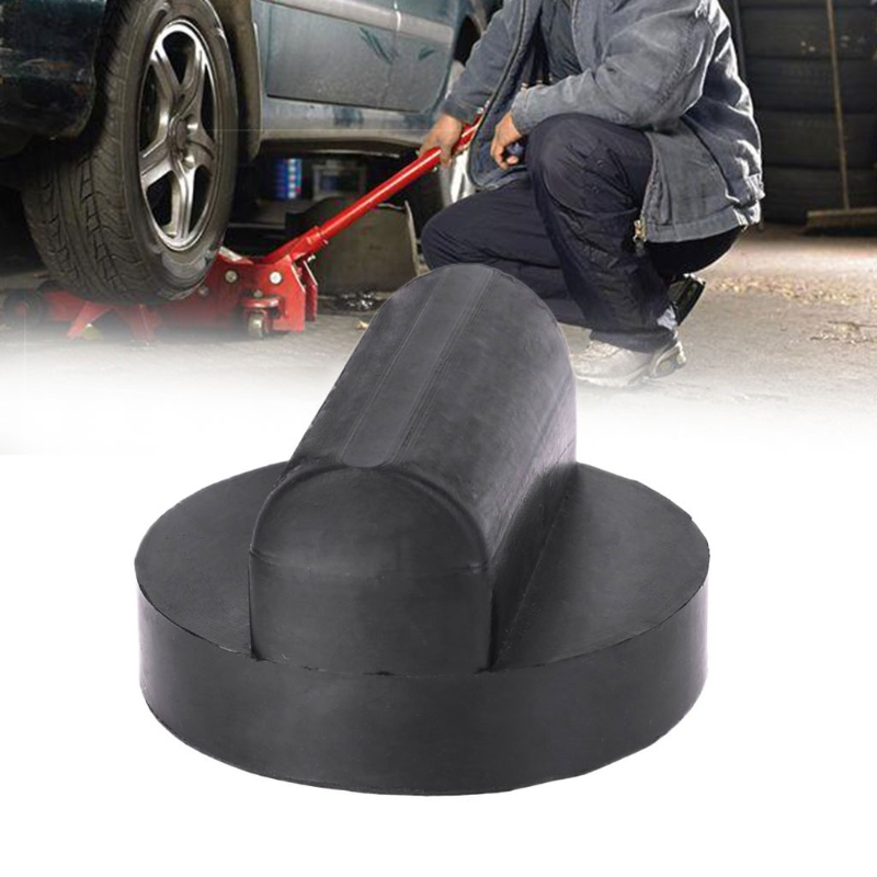 2019 New New 1 Pc Rubber Jack Pad Jack Guard Adapter Auto Car Vehicle Repair Tool Protector Kit Universal High Quality