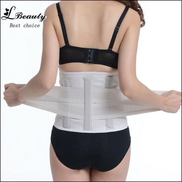 Fajas Fajas Reductoras Cinta Modeladora Women Cummerbunds Removable Self-heating Belts For Body Shaping Slimming Girdles -B
