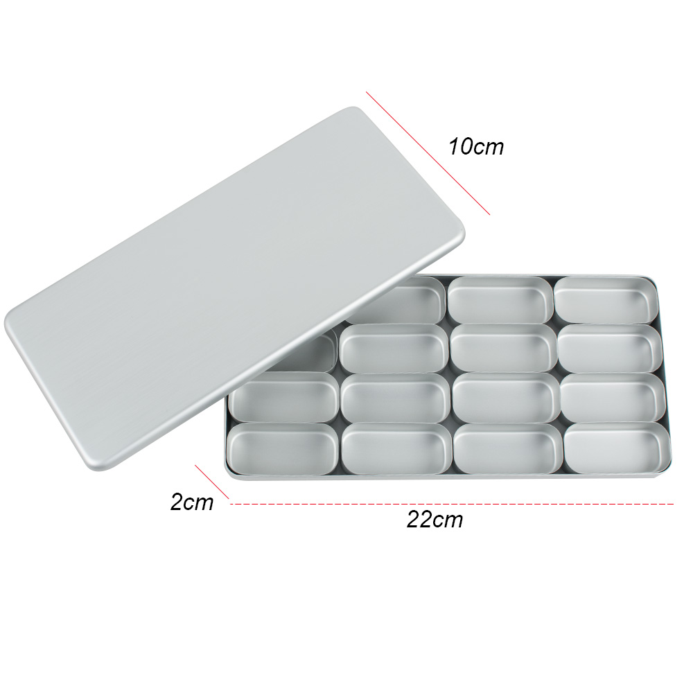 Denshine, Dental Bur H K File Block Holder Sterilizer Case Disinfection Endo Box dental sterilization box for gutta percha root canal file high speed bur disinfection box dental tool box disinfection box sl308
