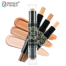 Complexion+embellish hengfang bronzer highlighter shimmer concealer stick face in makeup colors