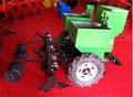 Farm and garden working tools, tractor matched machine,2 rows potato seeder,potato planter