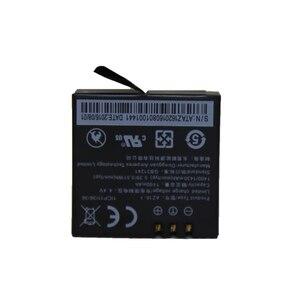 Image 4 - 2 sztuk 1400mah dla xiaomi yi lite/YI 2/4 Kplus 4k + bateria + podwójna ładowarka usb dla oryginalnych xiaomi yi 4k akcesoria do kamer w ruchu
