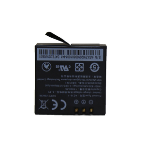 Image 4 - 2pcs 1400mah For Xiaomi YI lite / YI 2/ 4Kplus 4k+ Battery+USB Dual Charger For Original xiaomi yi 4k action camera Accessories