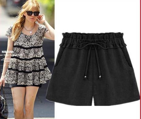Online Buy Wholesale black dress shorts women from China black ...