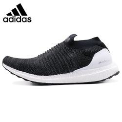 Original New Arrival 2018 Adidas UltraBOOST LACELESS Men's Running Shoes Sneakers