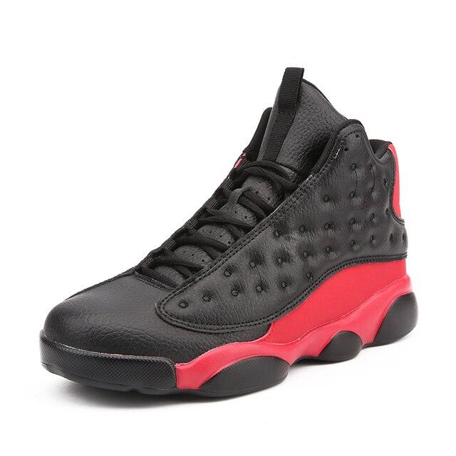 new concept c24ca a2785 Talla grande 45 Retro Bakset Homme 2018 nueva marca hombres zapatos de  baloncesto para zapatillas de