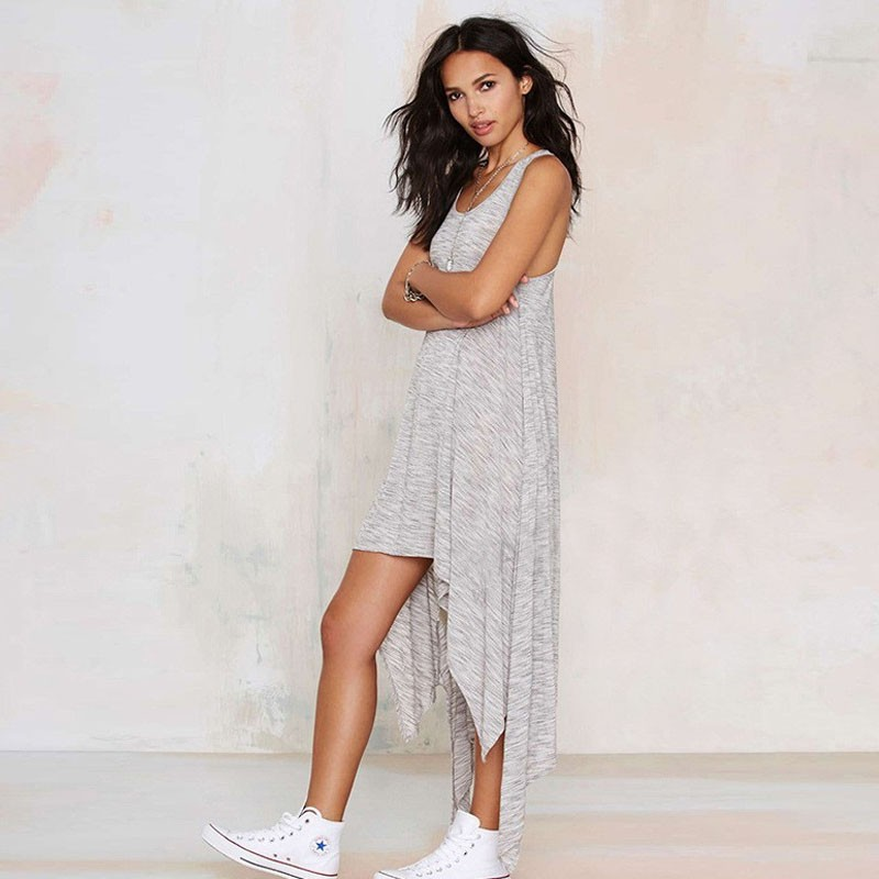 Summer Dress Maternity Clothes For Pregnant Women Clothing Pregnant Maternity Dresses Vest Casual Pregnancy Sleeveless Dress 3