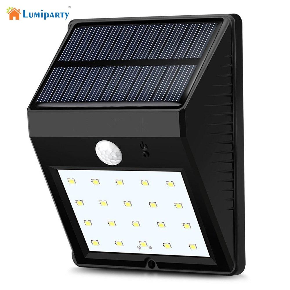 Solar Panel At Nightfall Outdoor Garden Solar Lights Circuit Solar