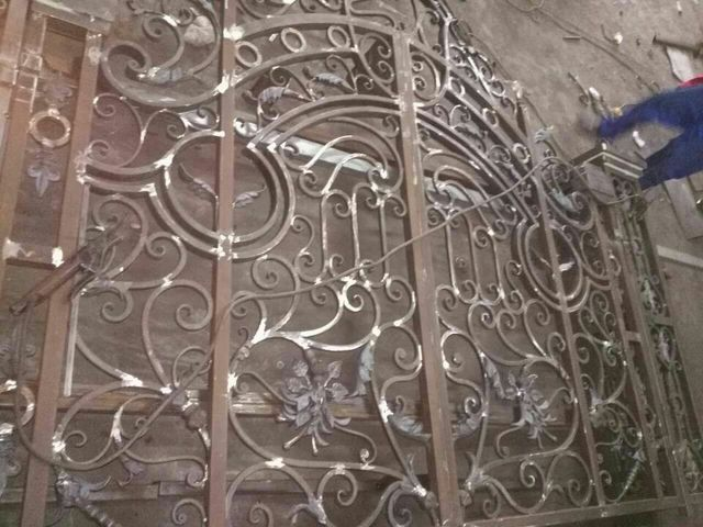 Metal Gates Driveway Gates Wrought Iron Gates Forged Iron Gates