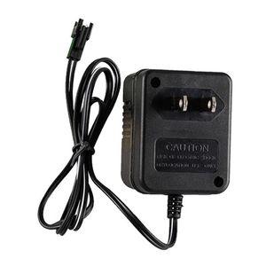 Image 5 - USB şarj kablosu ni cd Ni MH piller paketi SM fiş şarj adaptörü 4.8V 250mA çıkış uzaktan kumanda oyuncak