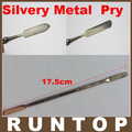 1pcs Silvery Metal Spudger Pry Stick Repair Opening lever Tool for iPad iPhone