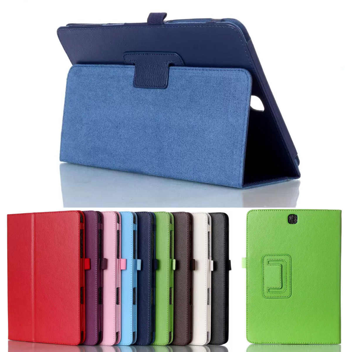 PU Leather Stander Case Voor Samsung Galaxy Tab S2 9.7 inch T810 T813 T815 T819 Ultra Slim Cover Voor Samsung t810 T815
