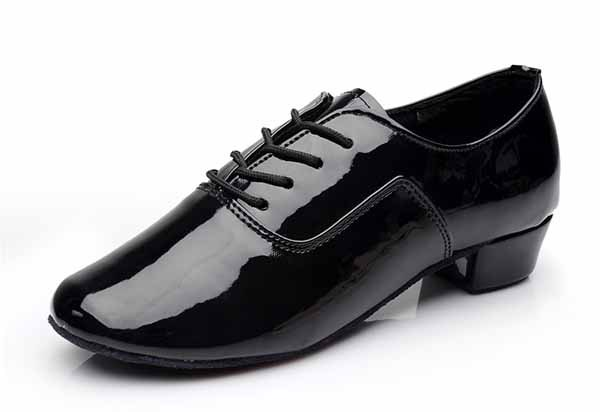 Men's Boy Children Ballroom Latin Dance Shoes Man Tango Dancing Shoes Soft Sole Male Adult Modern Dance Shoes WD042