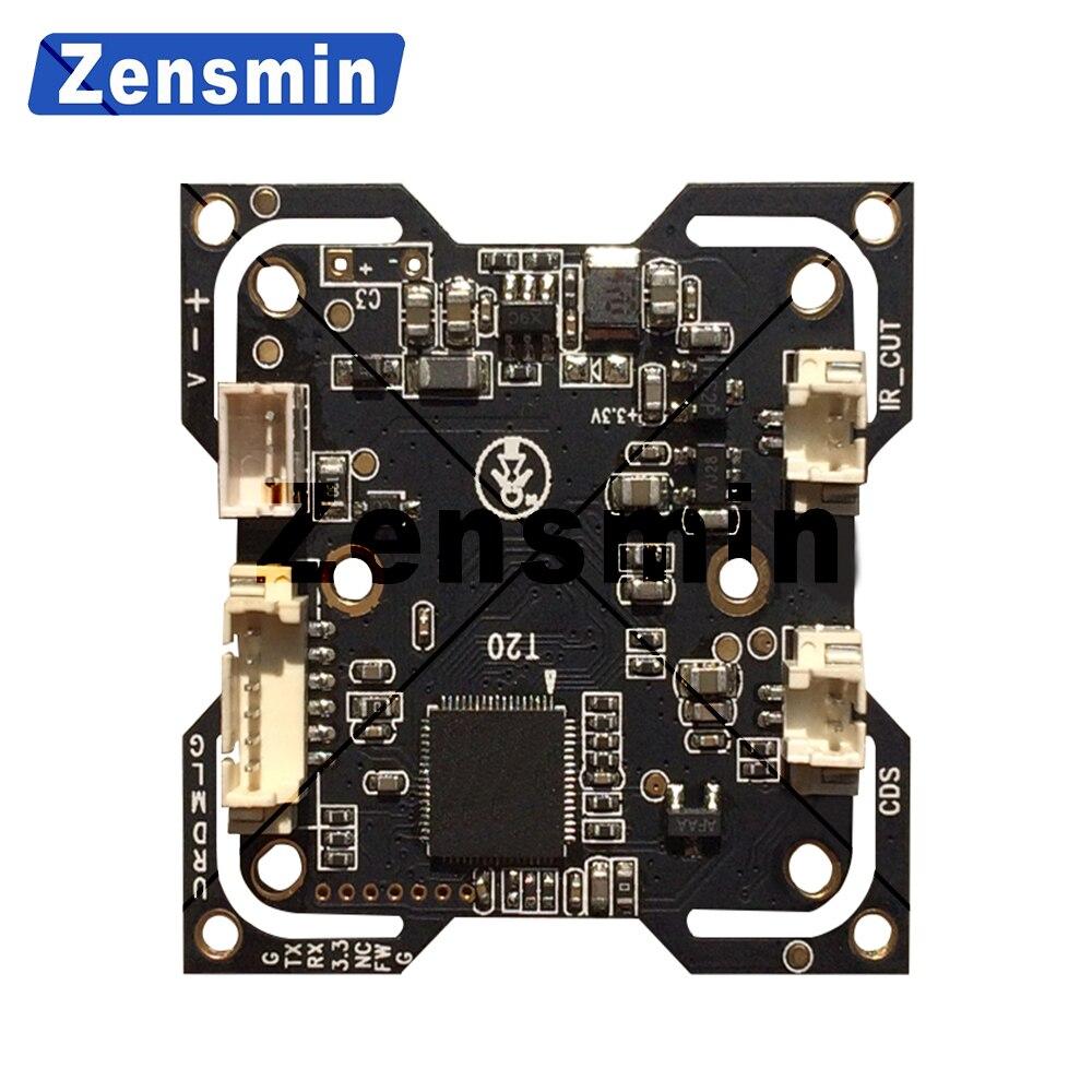 Zensmin 2MP 4in1 HDIS CMOS ahd module 1080p low illumination OSD menu UTC function PAL/NTSC HD1080+F22 CCTV system cam accessory