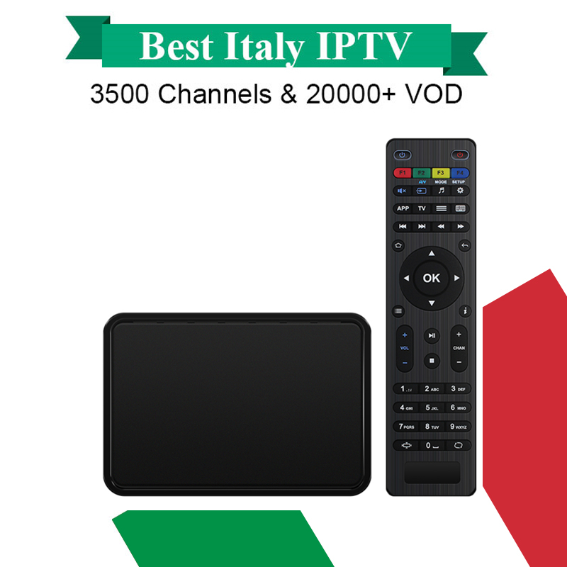 STB250 Linux HDMI TV Box TV Processor STi7105 With 3000+ Italy Albania Germany UK USA Turkey Free IPTV Set Top IPTV BOX Smart TV wavelets processor