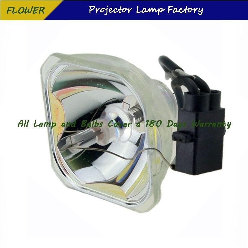 ELPLP34 луковицы Совместимость проектор голой лампы для EPSON EMP 62C EMP 63 EMP 76C EMP 82C V13H010L34