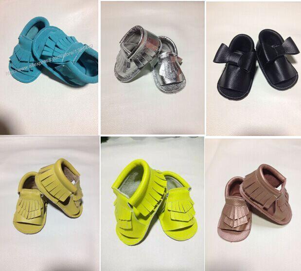 girls tassel slippers sandal moccasins