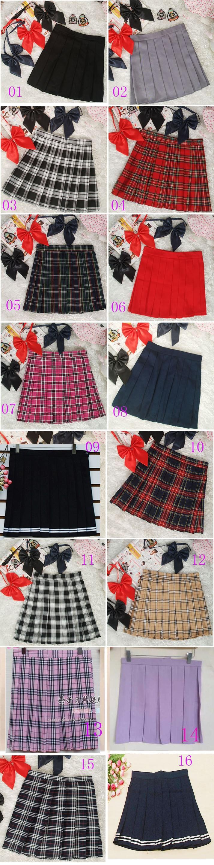 HTB1N2s0LFXXXXX4XpXXq6xXFXXXt - Checkered Skirt Woman PTC 63