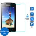 2pcs/lot For Lenovo A1000 A2800 new Tempered Glass Screen Protector Film for For Lenovo A1000 A2800 4.0inch 9H 2.5D 0.26mm