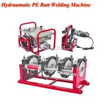 Гидраматическая машина для стыковой сварки 220 в 2000 Вт 63-250 мм машина горячего расплава PE аппарат для стыковой сварки Стыковая сварочная машина