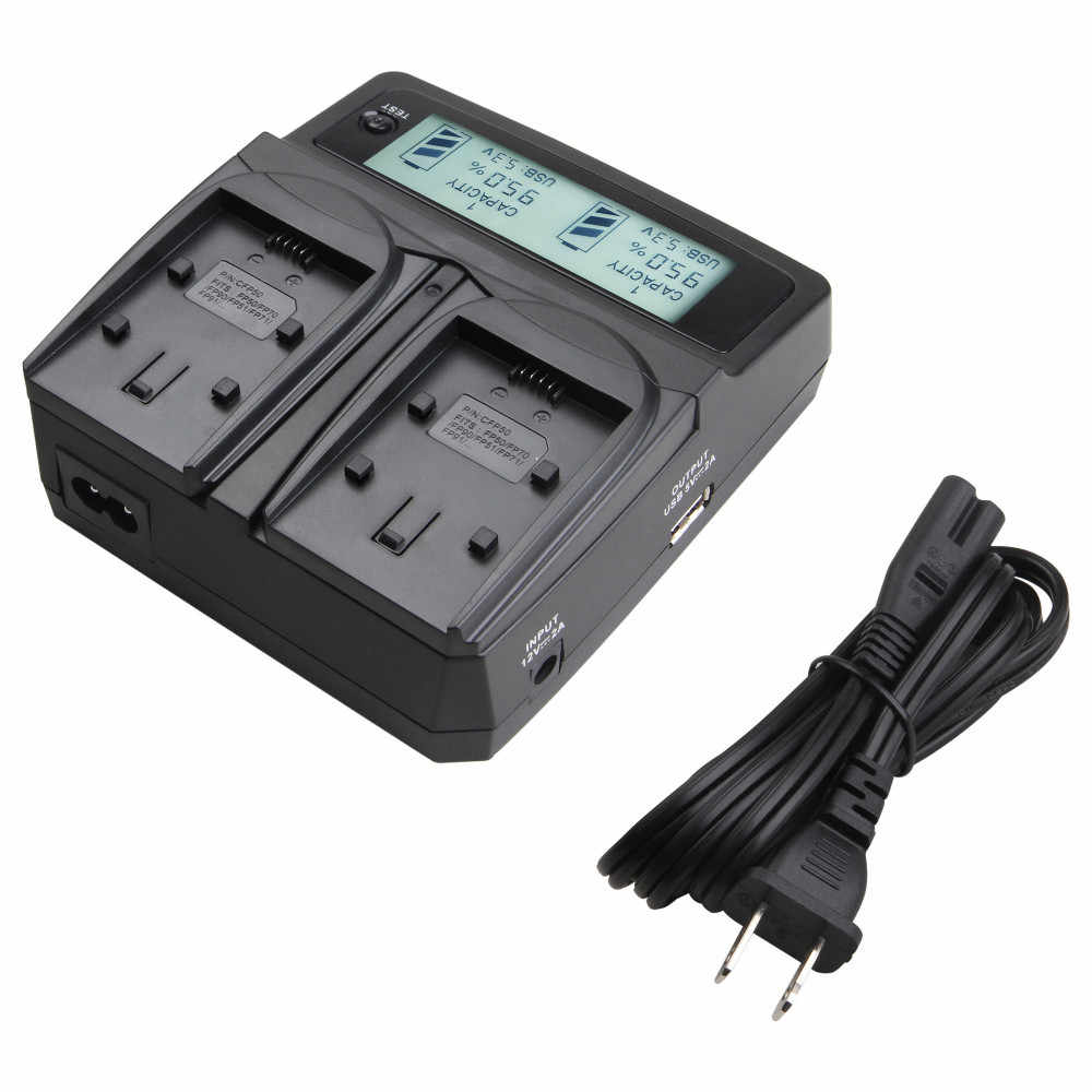 Udoli NP-FV100 NP FV100 FV70 FV50 FH50 FH70 FH100 FP50 FP90 ganda charger baterai untuk sony hdr cx700e pj50e 30e cx180e 10e VG10E