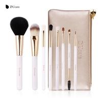 DUcare 8pcs Professional Make Up Brushes Set Foundation Blusher Kabuki Powder Eyeshadow Blending Eyebrow Brushes