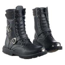 font b men s b font leather martin boots font b shoes b font 2016