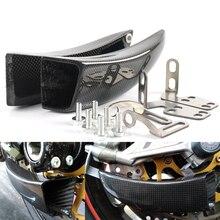 DTRAD воздуховоды тормоза охлаждения монтажный комплект для BMW S1000RR 2009- S1000 R 13-18 HP4 полный углеродного волокна