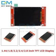 1.44/1.8/2.2/2.4/2.8 Inch Tft Kleuren Lcd scherm Module 128*128 240*320 Micro Sd ST7735S ILI9341 ILI9225 Met Touch