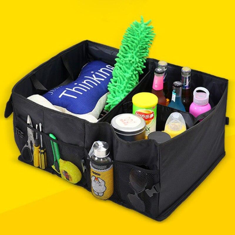 Auto Multi-Tasche Organizer Folding Lagerung Tasche Aufräumen für Mini Cooper R52 R53 R55 R56 R58 R59 R60 R61 paceman Ryman Clubma