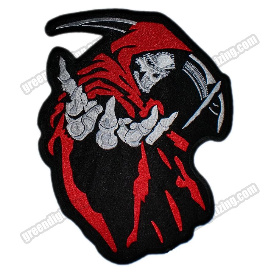 Motorcycle vest patches wholesale