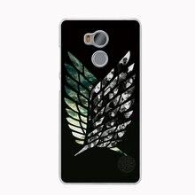 Titan logo japanese Cover Case for Xiaomi redmi