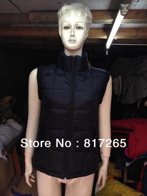 New Women Korean winter warm down collar casual cotton vest vest temperament elegant ladies waistcoat  Large size XL&XXL&XXXL