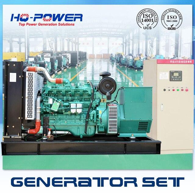 Chinese Quality Self Start Generators Magnet Motor Sel Ats Generator