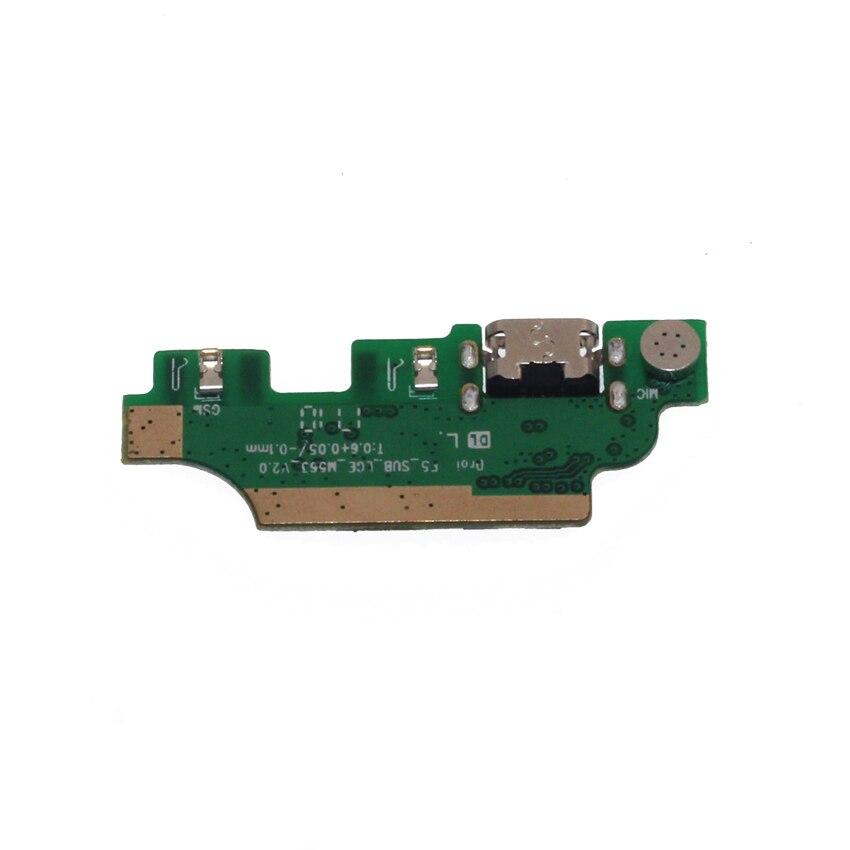 Placa de cargador USB para Leagoo M8 reparación cargador Junta USB para Leagoo M8 Pro