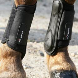 Le cheval sabot protection cheval jambières poignet barrière de protection jambières cheval