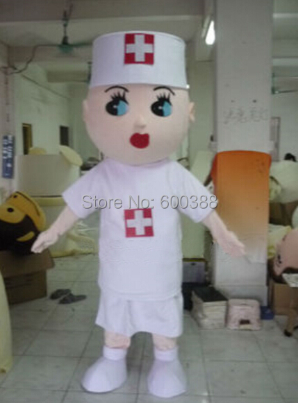 professional new doctor nurse mascot costumes kids party suit halloween costume adult sizechina - Kids Doctor Halloween Costume