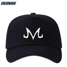 KOLVONANIG Anime Majin-Buu Dragon-Ball Printed Baseball Cap For Men Women Hip Hop Cotton Hat Golf Caps Sunshade Sun Visor Hats