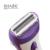 KEMEI-3018 Impermeable máquina de afeitar eléctrica para las mujeres Bikini Axilas vello púbico dama cuerpo Depiladora Depilación Segura color al azar