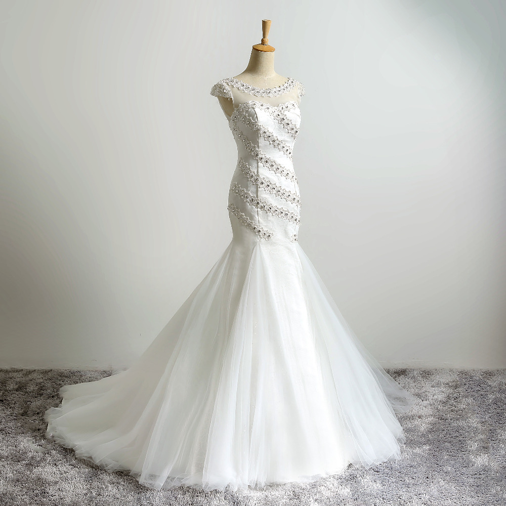 Свадебные  русалочки фото