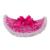1 cumpleaños Del Bebé Sistemas de la Ropa Niñas Mameluco Blanco Rojo de la Rosa Dot Tutu 4 Unids Establece Moda Ropa de Niña Recién Nacido YK y Amar Más Nuevo