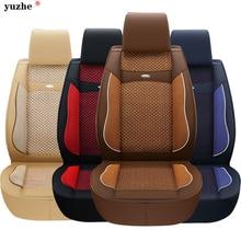 Universal Car seat covers For Kia soul cerato sportage optima RIO Forte K3S KX5 KX3 K2K3K4K5 sorento Ceed accessories styling