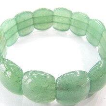 2801 Китайский зеленый donglin/квадратный Бусины браслет