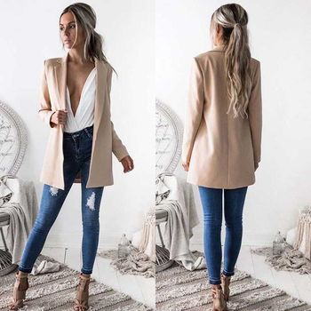 25 Women's Blazer Jacket