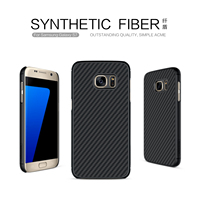 Nillkin Synthetic Fiber Cell Phone Case For Samsung Galaxy S7 Case G930 G930F G930FD Hard Carbon