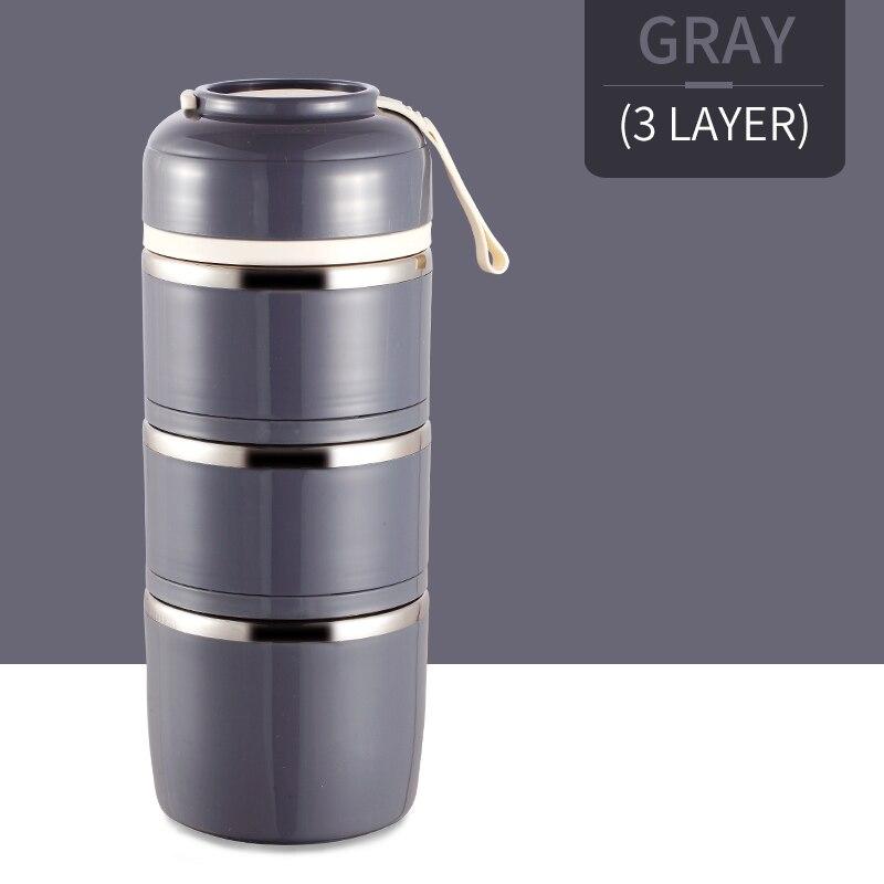 Gray 3 Layer