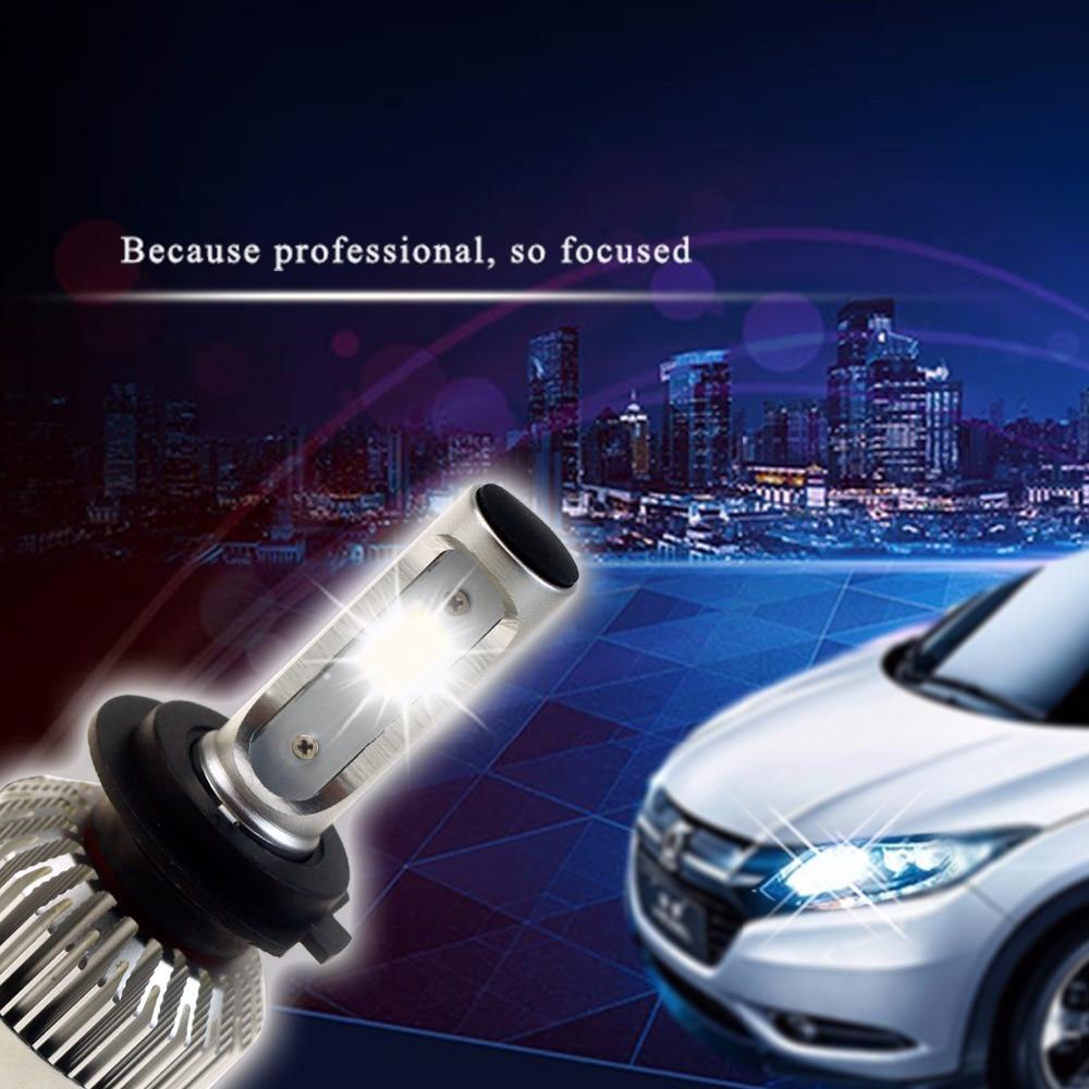 GEETANS Visoko kakovostna H7 LED avtomobilska svetilka avtomobilska - Avtomobilske luči - Fotografija 5