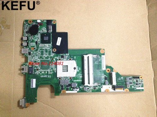 646175-001 laptop motherboard suitable for HP 2000 COMPAQ CQ43 CQ57 NOTEBOOK PC wholesale for compaq presario g57 cq57 motherboard 646177 001 genuine laptop mainboard 100